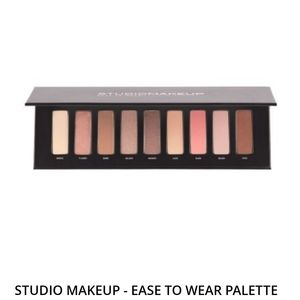 Studio makeup eyeshadow 🎨 palette